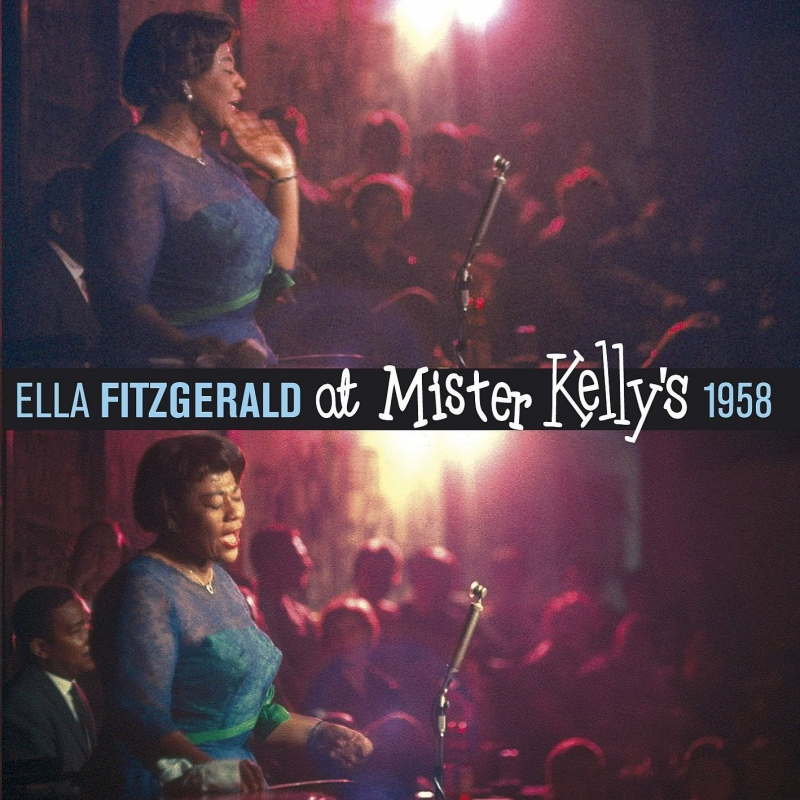At Mister Kelly's 1958