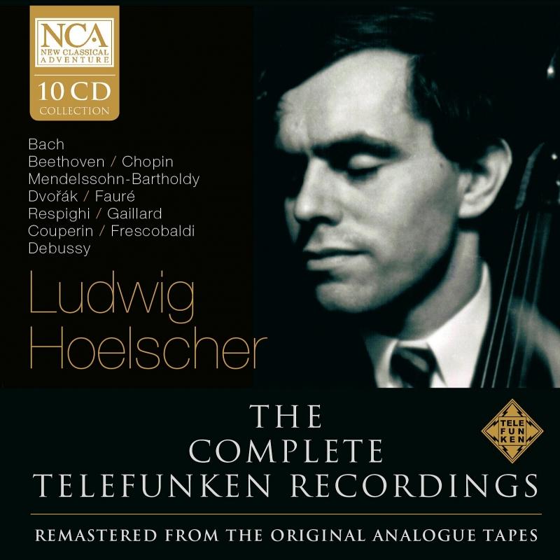 ルートヴィヒ・ヘルシャー/テレフンケン録音全集(10CD)