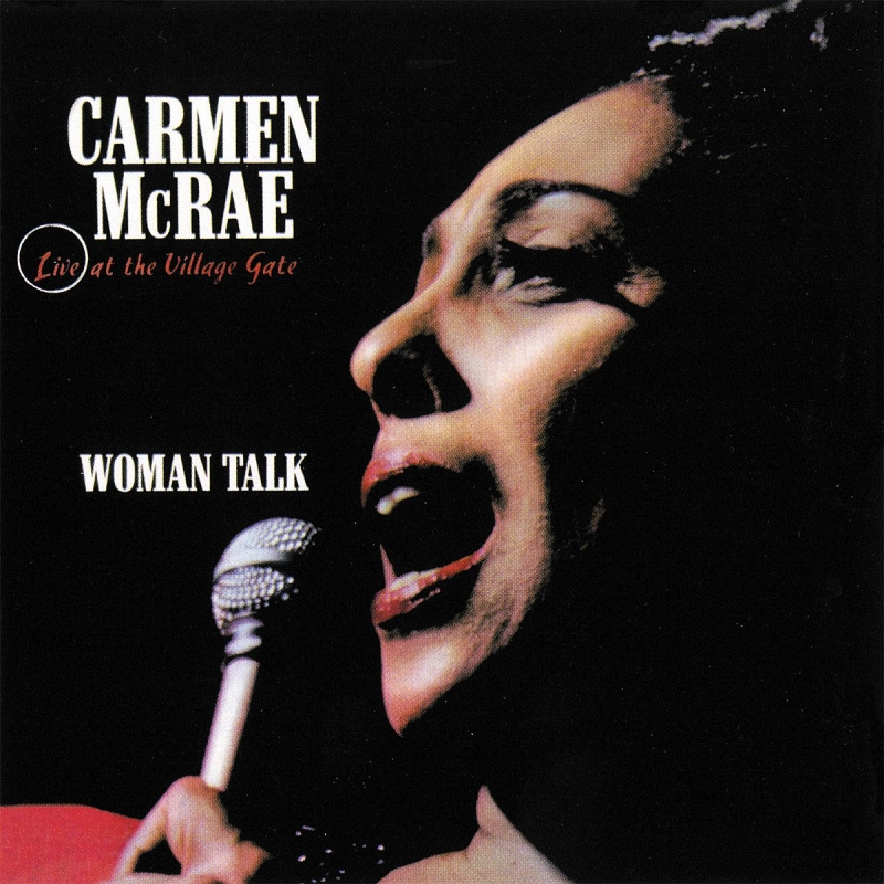 Woman Talk -Live At The Village Gate