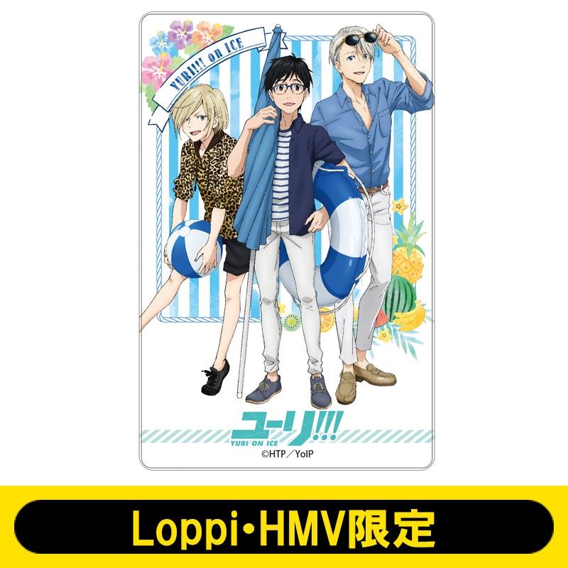 ユーリ!!! on ICE / オリジナルモバイル充電器(サマーバケーションVer.)【Loppi・HMV限定】