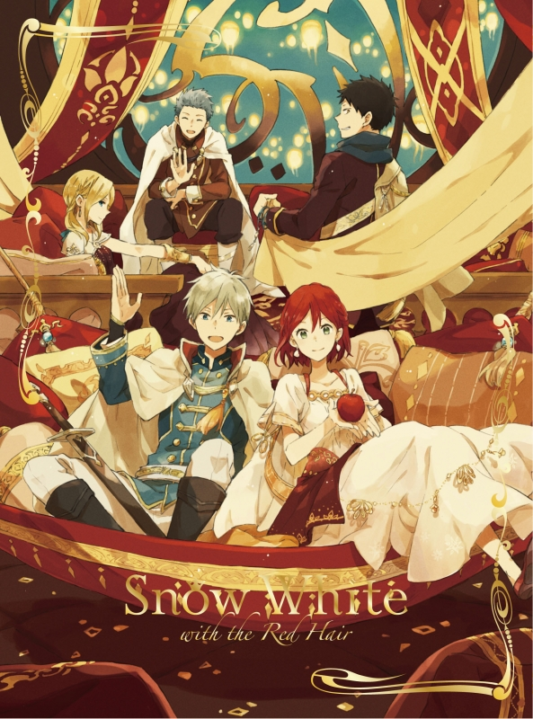 Snow White With The Red Hair Blu-Ray Box