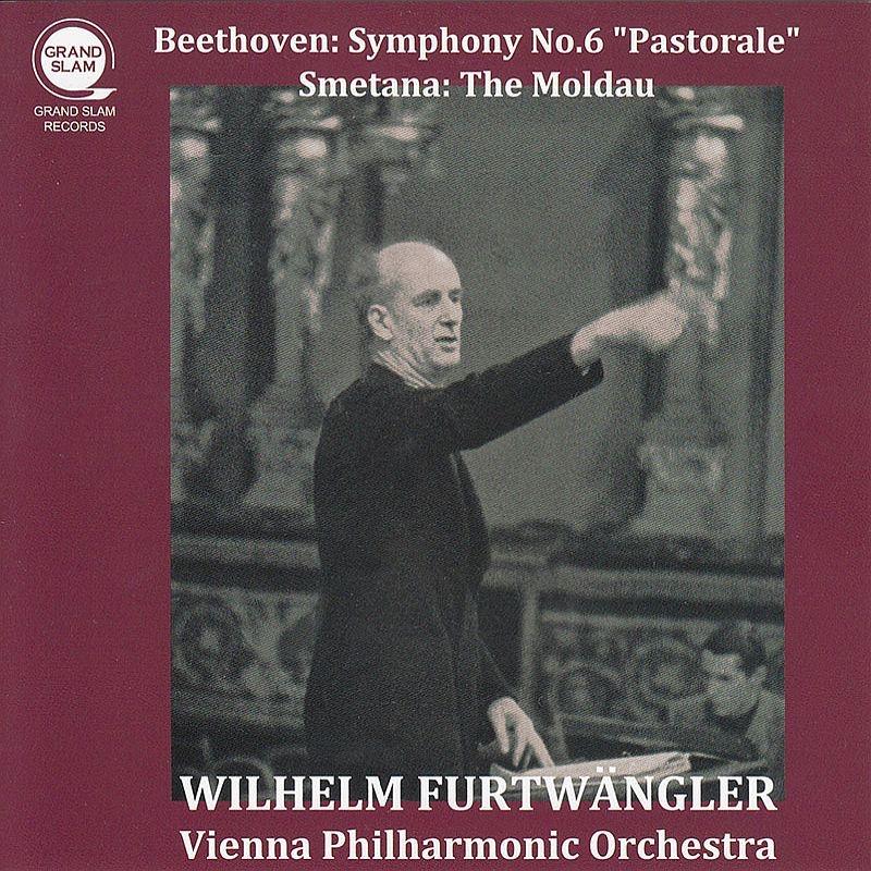 ベートーヴェン:交響曲第6番『田園』、スメタナ:モルダウ ヴィルヘルム・フルトヴェングラー&ウィーン・フィル(1952,51)(平林直哉復刻)