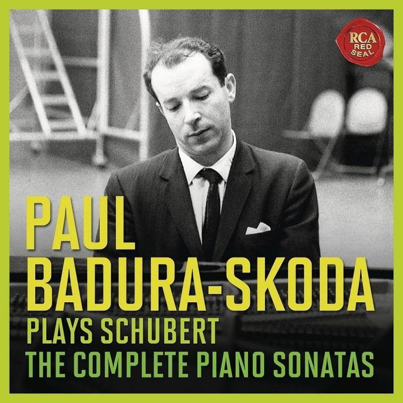 ピアノ・ソナタ全集 パウル・バドゥラ=スコダ(1967-71)(12CD)