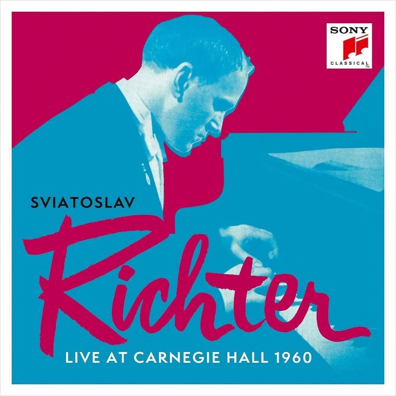スヴィヤトスラフ・リヒテル/ライヴ・アット・カーネギー・ホール 1960(13CD)