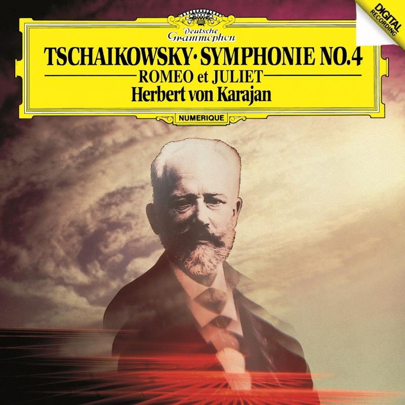 交響曲第4番、『ロメオとジュリエット』 ヘルベルト・フォン・カラヤン&ウィーン・フィル、ベルリン・フィル