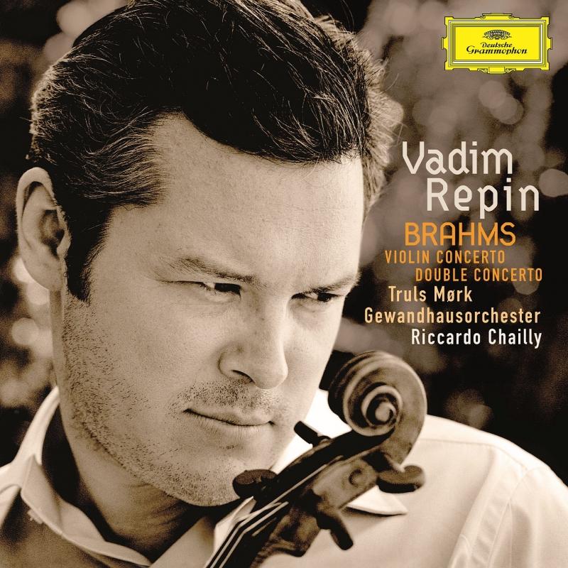 ヴァイオリン協奏曲、二重協奏曲 ヴァディム・レーピン、トルルス・モルク、リッカルド・シャイー&ゲヴァントハウス管弦楽団