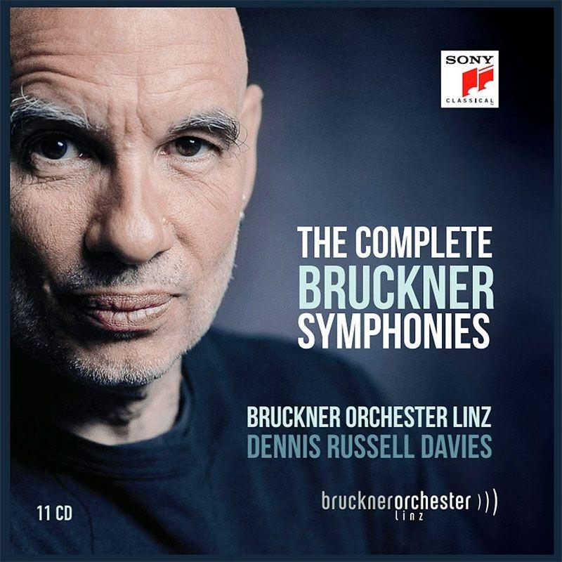 Complete Symphonies : Dennis Russell Davies / Bruckner Orchestra Linz (11CD)