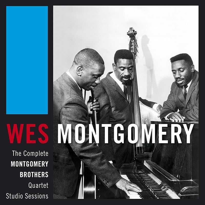 Complete Montgomery Brothers Quartet Studio Sessions +7 Bonus Tracks (3CD)