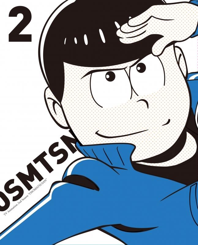 おそ松さん第2期 第2松 DVD
