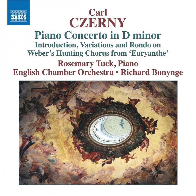 ピアノ協奏曲、序奏と華麗なロンド ローズマリー・タック、リチャード・ボニング&イギリス室内管弦楽団
