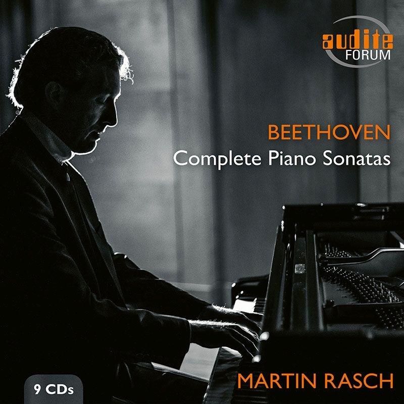 ピアノ・ソナタ全集 マルティン・ラッシュ(9CD)