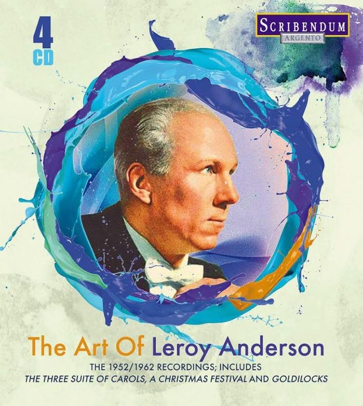 ルロイ・アンダーソンの芸術(4CD)