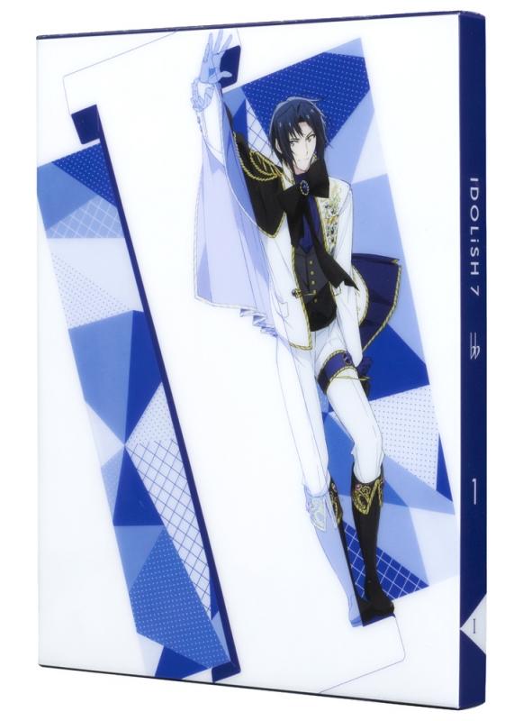 アイドリッシュセブン Blu-ray 1【特装限定版】