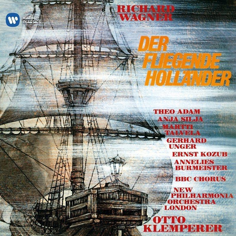 『さまよえるオランダ人』全曲 オットー・クレンペラー&ニュー・フィルハーモニア管、アダム、シリヤ、他(1968 ステレオ)(2SACD)(シングルレイヤー)