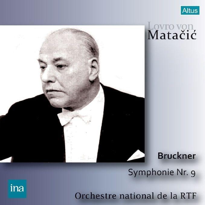 交響曲第9番 ロヴロ・フォン・マタチッチ&フランス国立放送管弦楽団(1963年ステレオ)