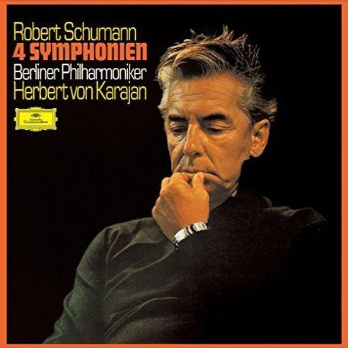 シューマン:交響曲全集、メンデルスゾーン:フィンガルの洞窟、他 ヘルベルト・フォン・カラヤン&ベルリン・フィル(2SACD)(シングルレイヤー)