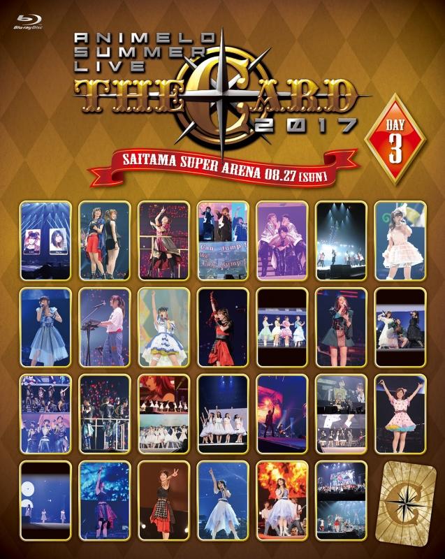 Animelo Summer Live 2017 -THE CARD-8.27