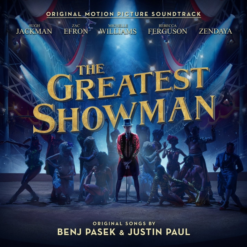 グレイテスト ショーマン The Greatest Showman サウンドトラック (アナログレコード)