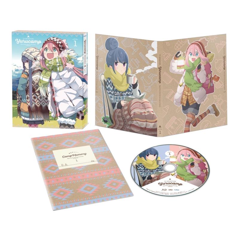 ゆるキャン△ DVD(1)