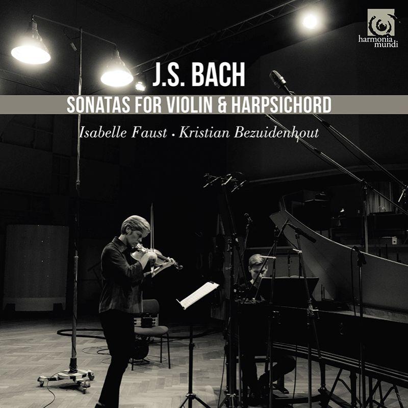 Violin Sonatas Nos.1-6 : Isabelle Faust(Vn)Christian Bezuidenhout(Cemb)(2CD)