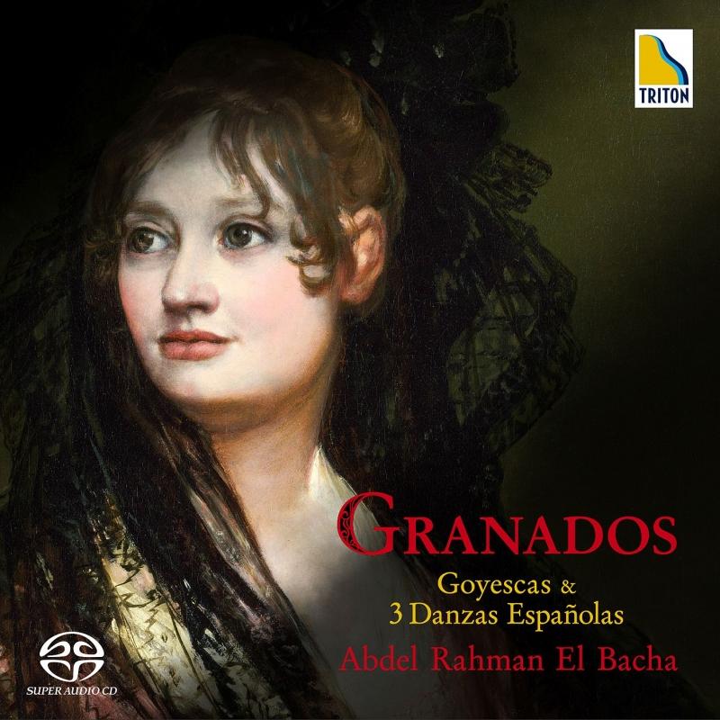 組曲『ゴイェスカス』、スペイン舞曲集より アブデル・ラーマン・エル=バシャ