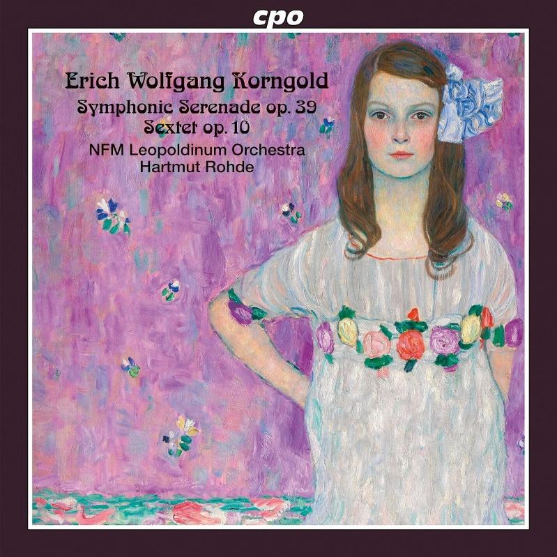 交響的セレナード、六重奏曲(弦楽合奏版) ハルトムート・ローデ&NMFレオポルディヌム管弦楽団