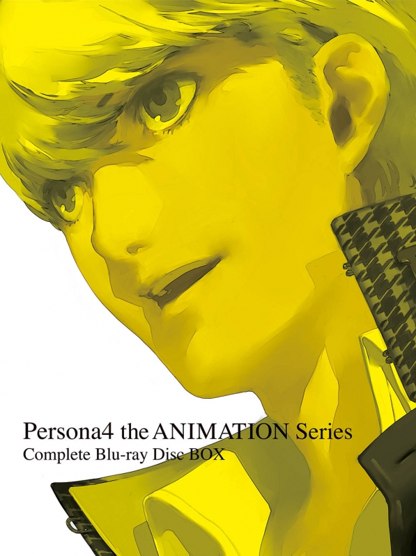 Persona4 the ANIMATION Series Complete Blu-ray Disc BOX【完全生産限定版】
