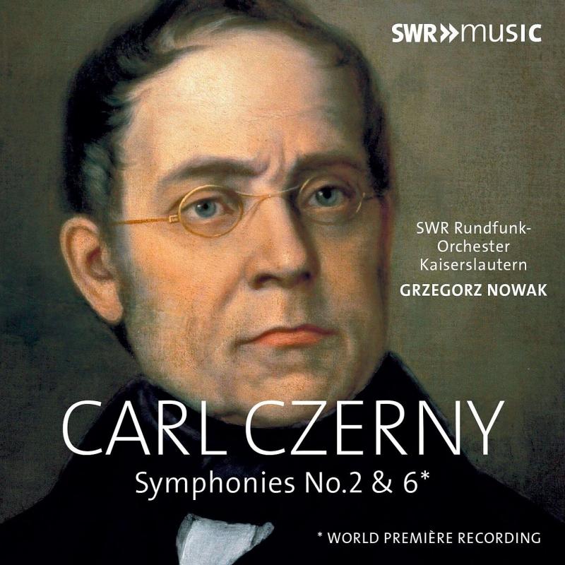 交響曲第2番、第6番 グルジェゴルス・ノヴァーク&カイザースラウテルン放送管弦楽団