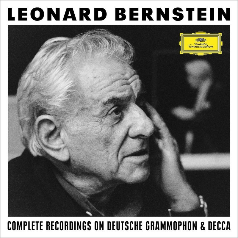 レナード・バーンスタイン/DG&DECCA録音全集(121CD+36DVD+1ブルーレイ・オーディオ)