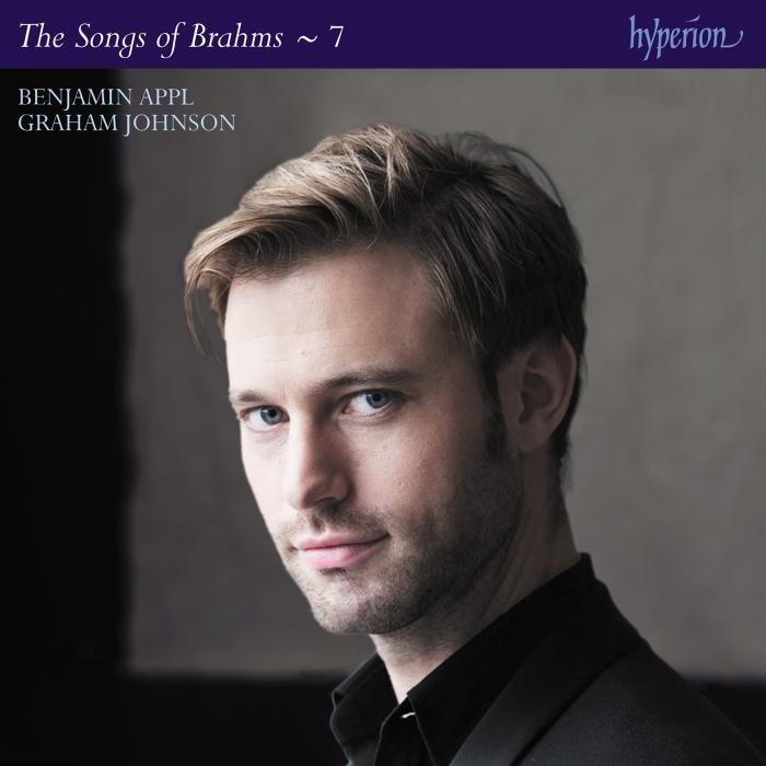 歌曲全集 第7集 ベンヤミン・アップル、グレアム・ジョンソン