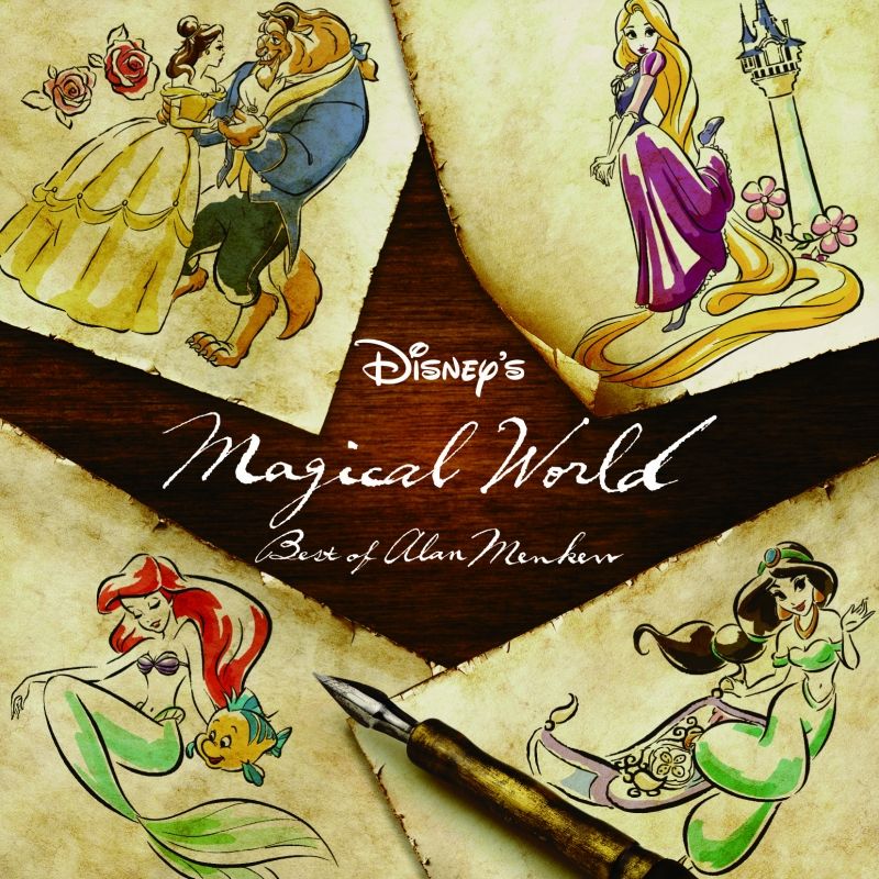 Disney Info Sites: Disney Magical World -Best Of Alan Menken- : Disney