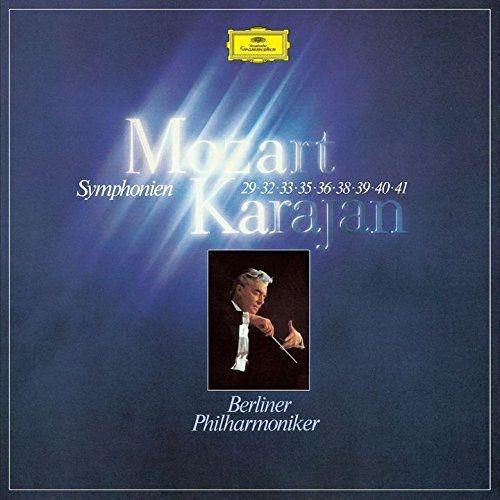 後期交響曲集(1975-77)、第29番、第33番 ヘルベルト・フォン・カラヤン&ベルリン・フィル(3SACD)(シングルレイヤー)