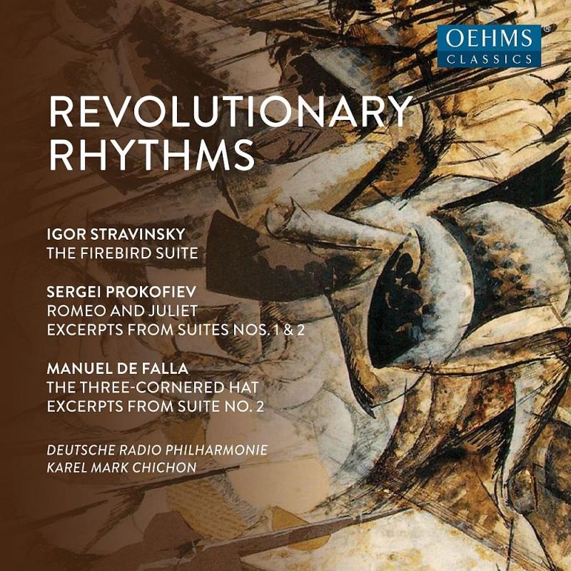 ストラヴィンスキー:組曲『火の鳥』、プロコフィエフ:『ロメオとジュリエット』より、他 カレル・マーク・チチョン&ドイツ放送フィル