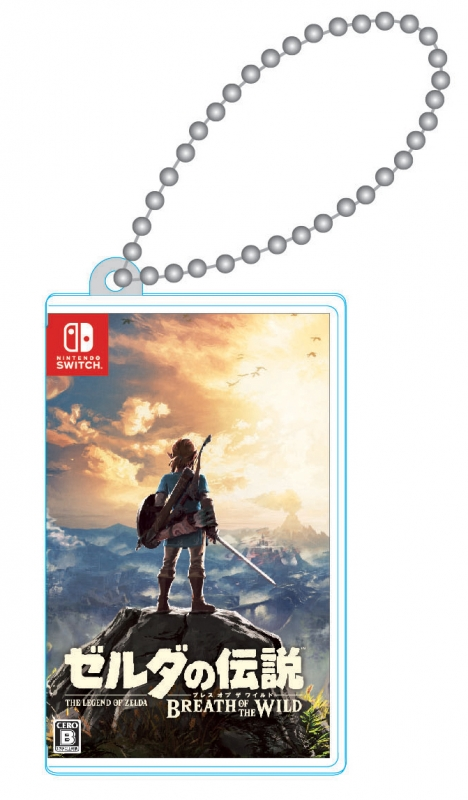 Nintendo Switch専用カードポケットmini ゼルダの伝説