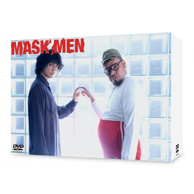 MASKMEN DVD BOX
