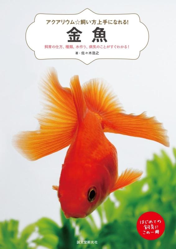 アクアリウム☆飼い方上手になれる!金魚 飼育の仕方、種類、水作り、病気のことがすぐわかる!
