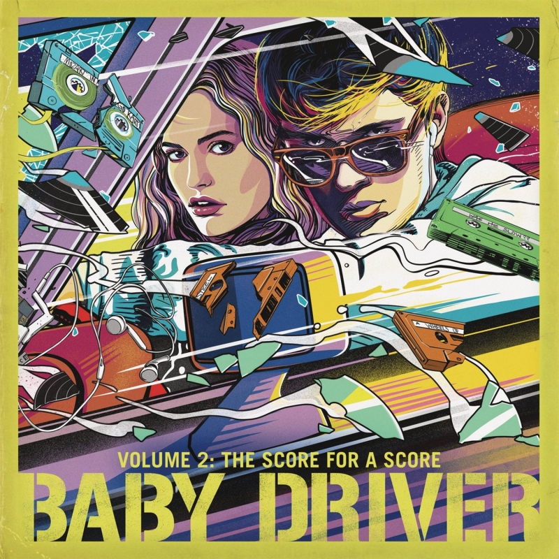 Baby Driver Volume2: The Score for A Score