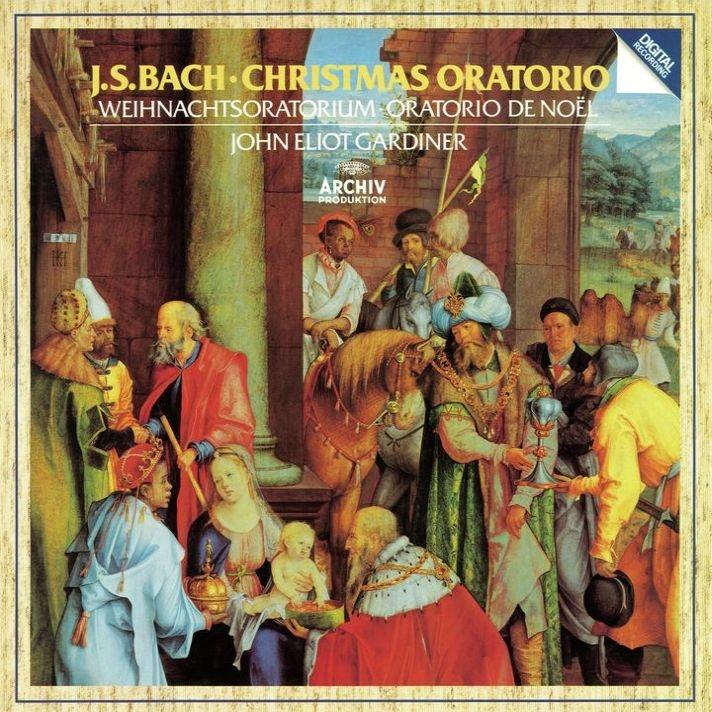 クリスマス・オラトリオ ジョン・エリオット・ガーディナー&イングリッシュ・バロック・ソロイスツ、モンテヴェルディ合唱団(2CD)