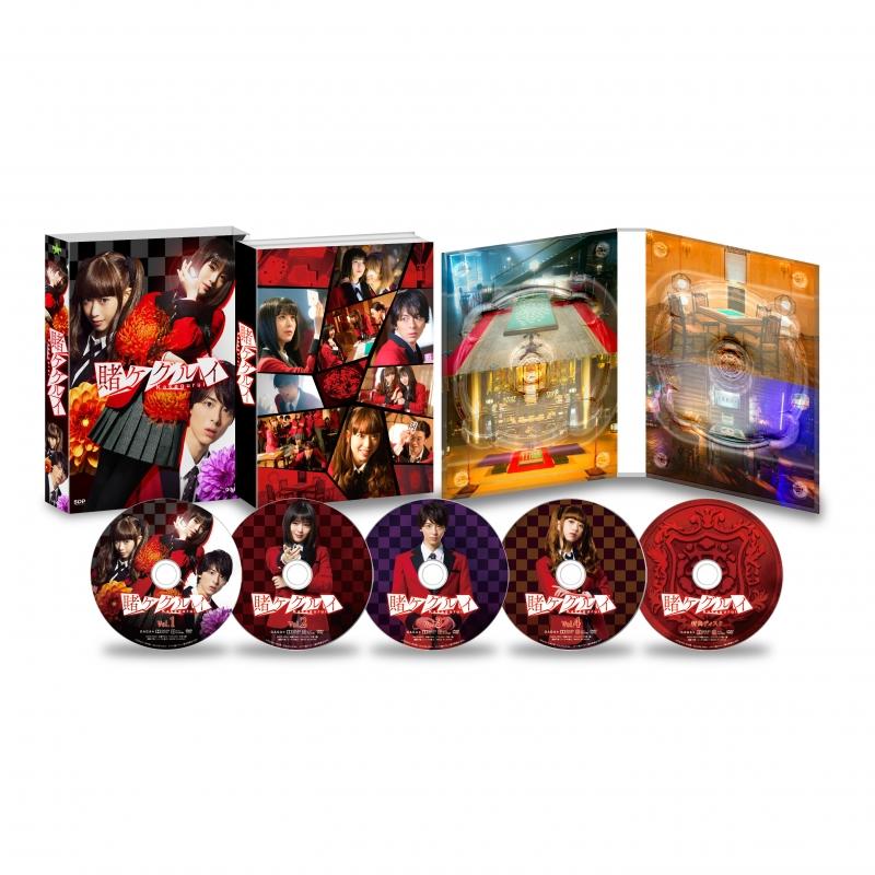 賭ケグルイ DVD BOX(5枚組)