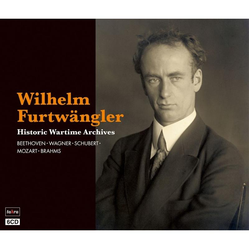 『戦時のフルトヴェングラー〜ターラ編』 ヴィルヘルム・フルトヴェングラー&ベルリン・フィル、ウィーン・フィル(1942-44)(6CD)