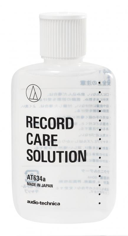 交換用レコードクリーニング液 AT634a