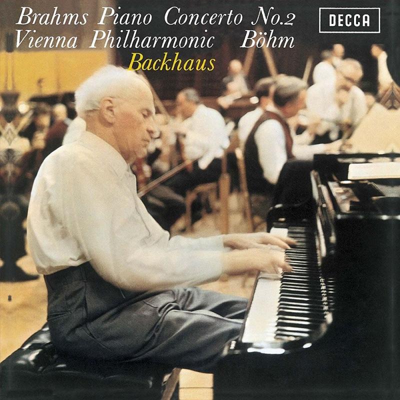 ピアノ協奏曲第2番 ヴィルヘルム・バックハウス、カール・ベーム&ウィーン・フィル
