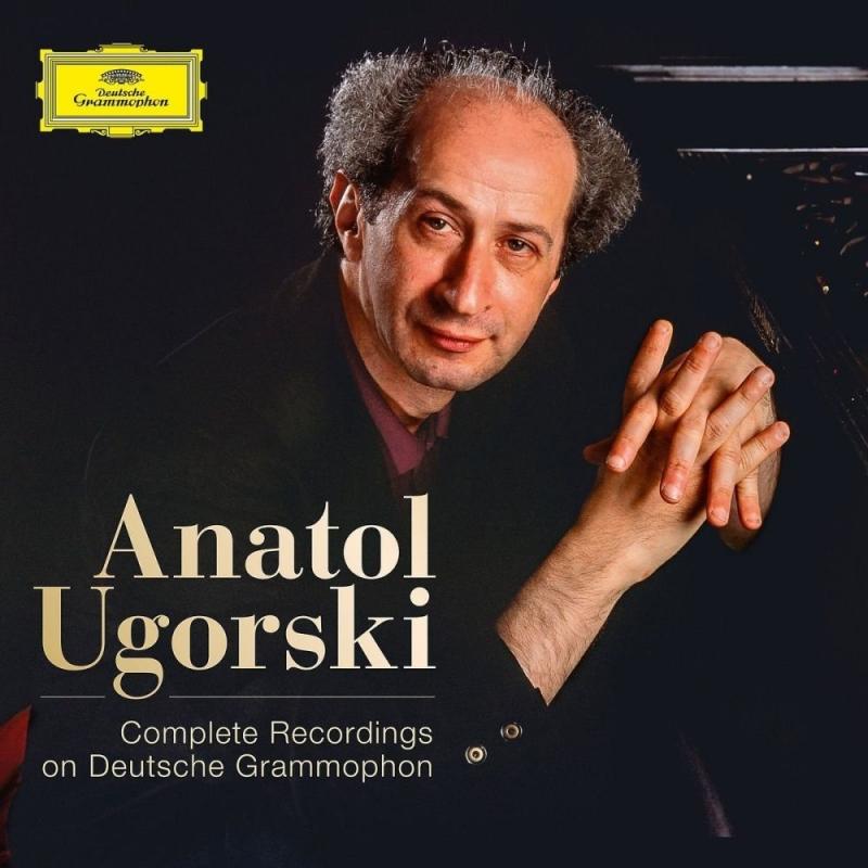 アナトール・ウゴルスキ ドイツ・グラモフォン録音全集(13CD)