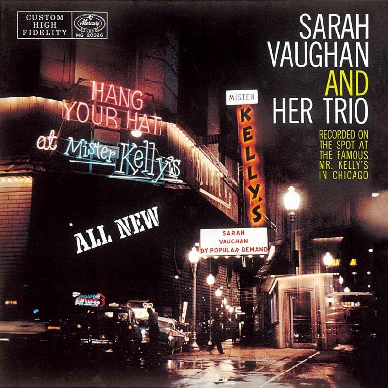 Sarah Vaughan At Mister Kelly's +11