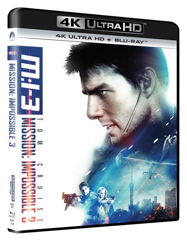 M:i:III [4K ULTRA HD +Blu-rayセット]