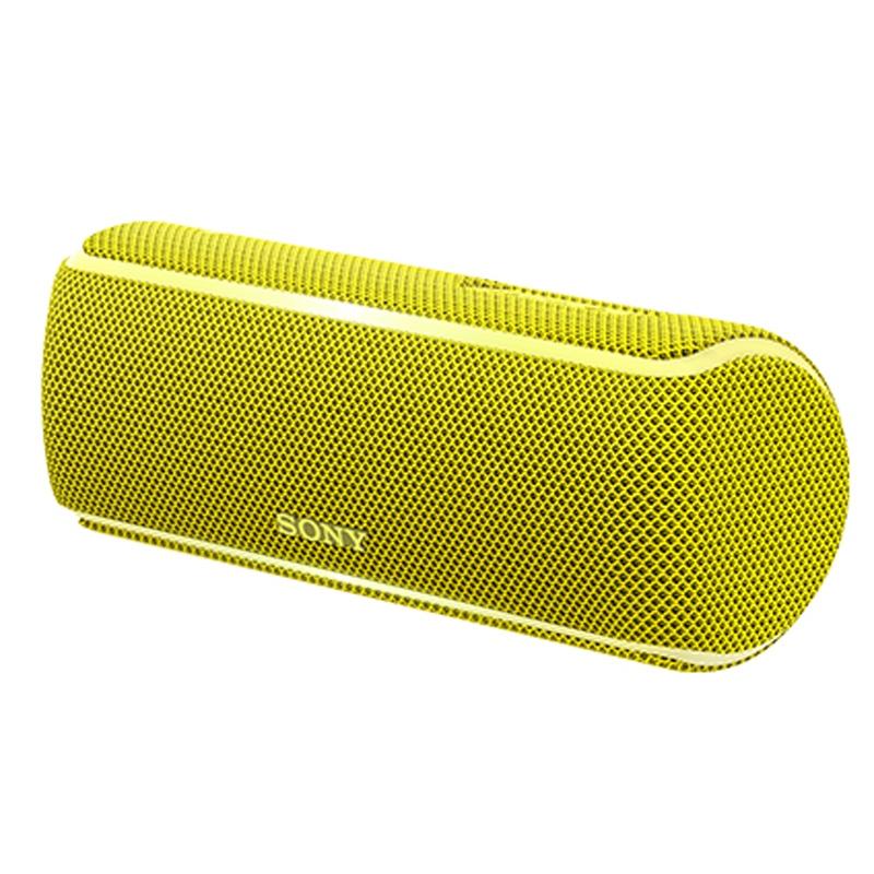 SONY ワイヤレススピーカー『EXTRA BASSモデル』 SRS-XB21/イエロー