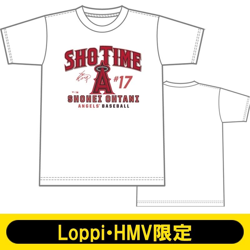 大谷翔平 SHO TIME Tシャツ ホワイト Mサイズ 半袖【Loppi・HMV限定】