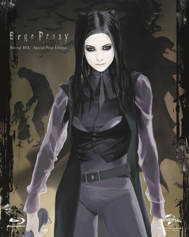 Ergo Proxy Blu-ray BOX <スペシャルプライス版>