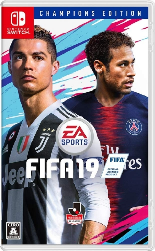 nintendo switch fifa 19 champions edition game soft nintendo