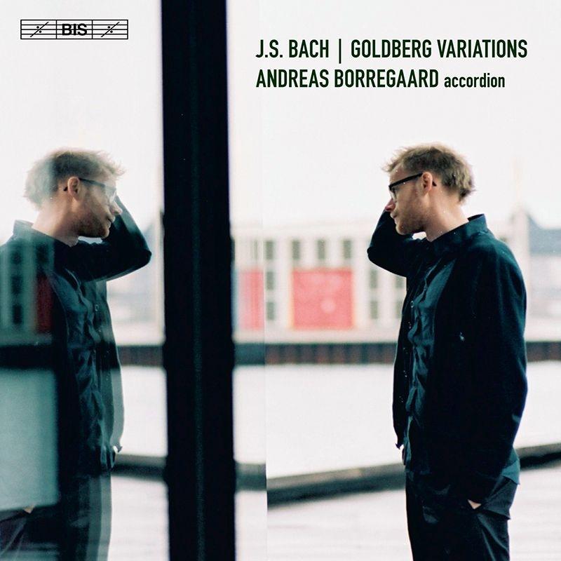 ゴルトベルク変奏曲 アンドレーアス・ボーアゴー(アコーディオン)(+CD)